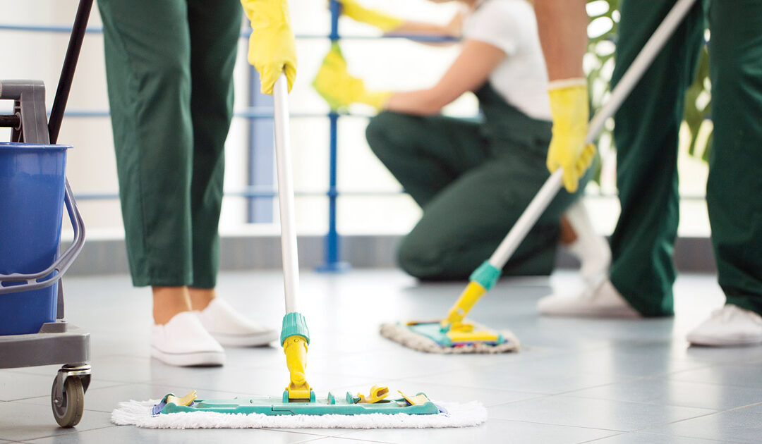 COVID-19 Property Cleaning Protocols